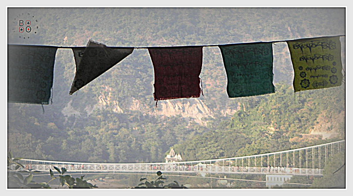 preghiere tibetane (India)