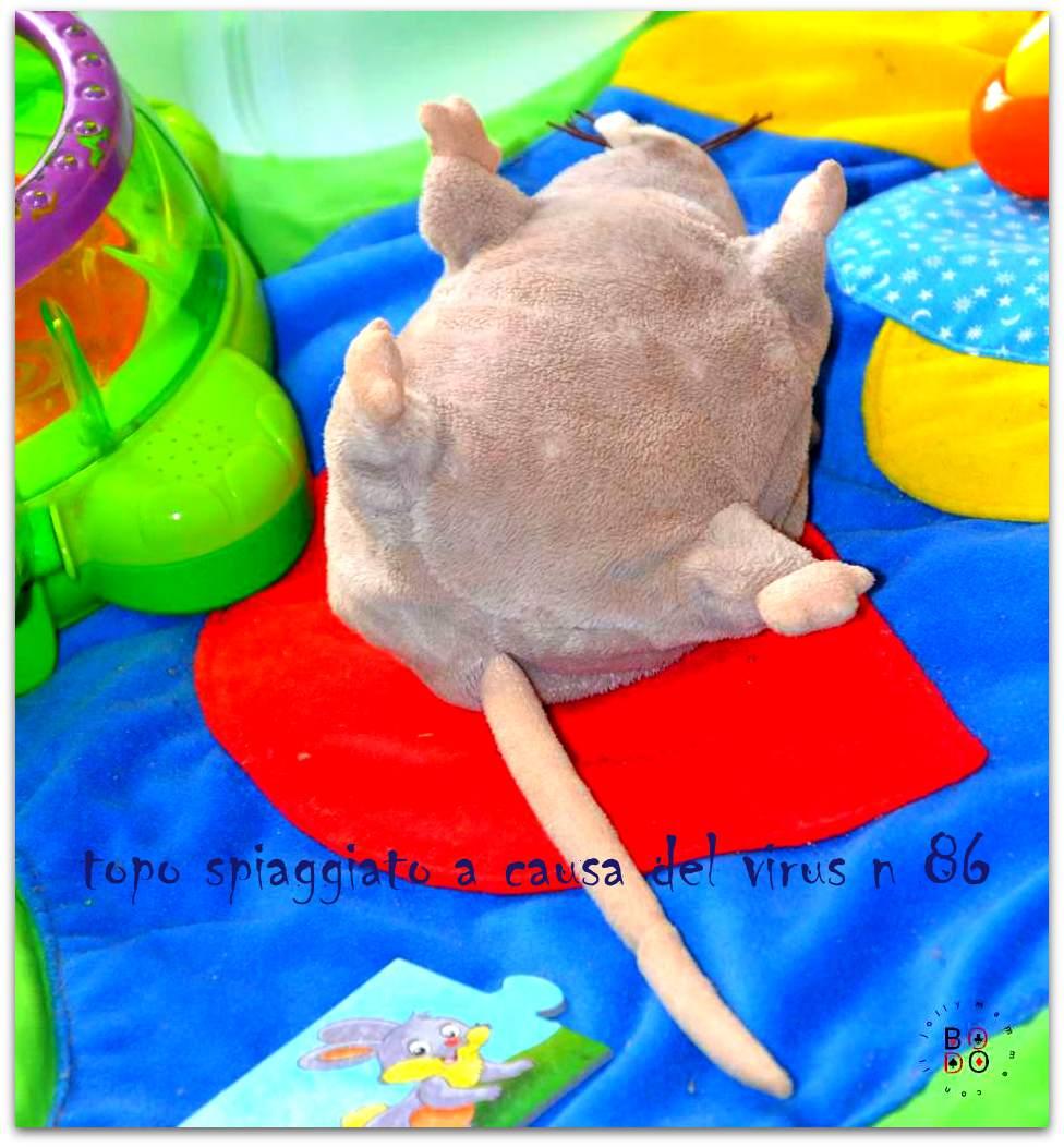 topo di peluche