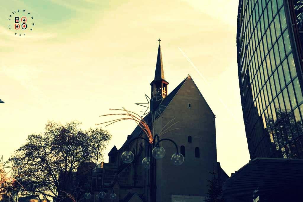 chiesa a koln