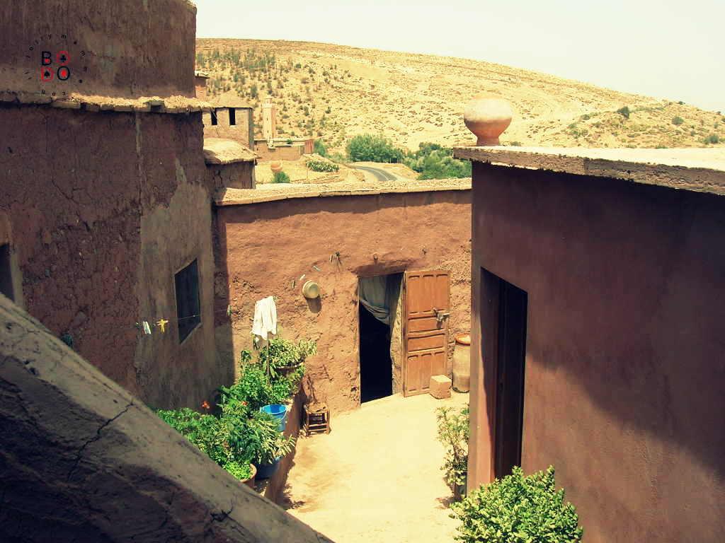 villaggio in marocco