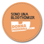 donna moderna badge