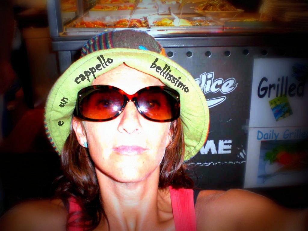 istanbul, il mio cappello
