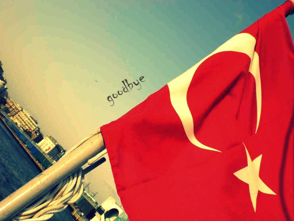 turchia, bandiera
