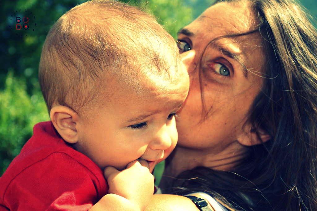 mamma e bebè