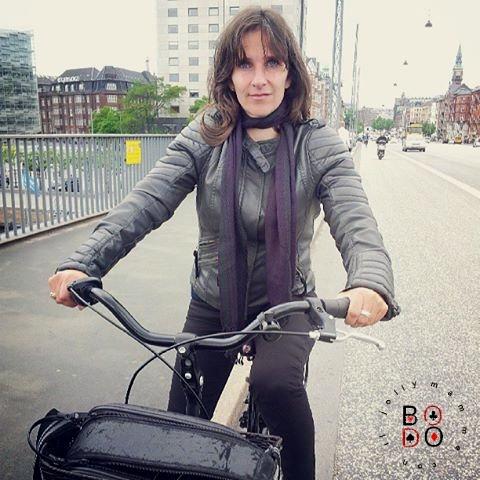 in bici a copenaghen