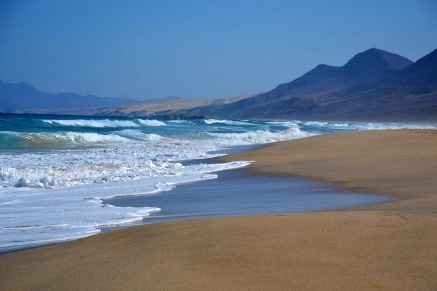 spiaggia cofete a fuerteventura