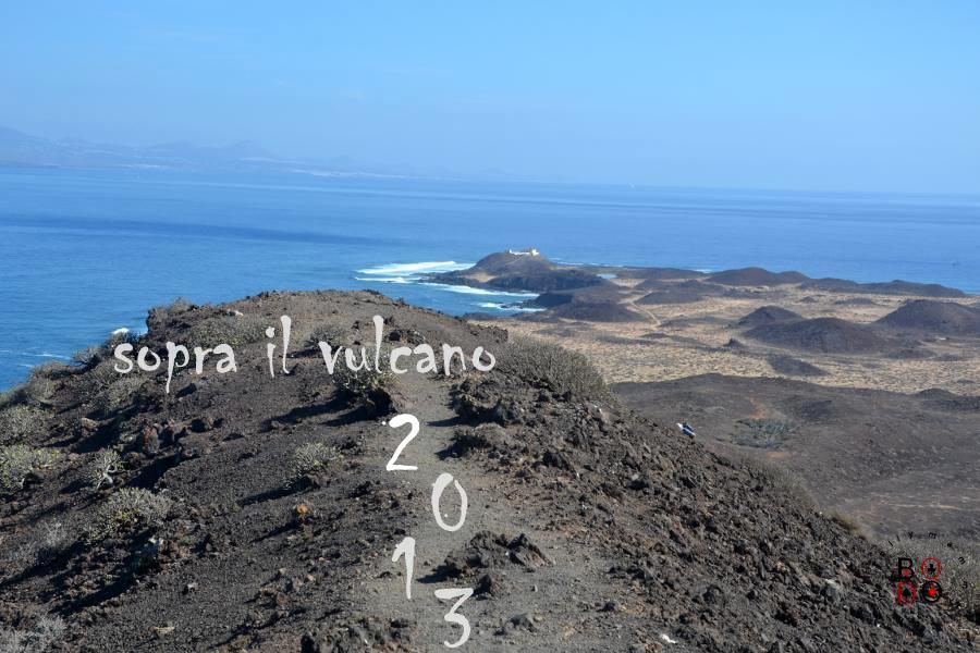 2013, scalato un vulcano
