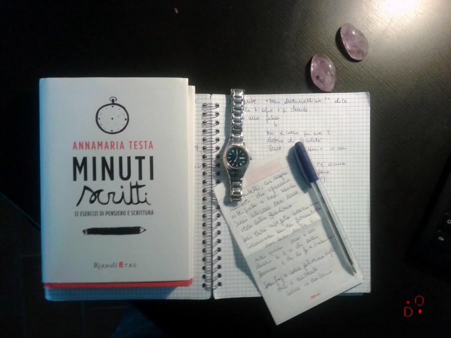 minuti scritti