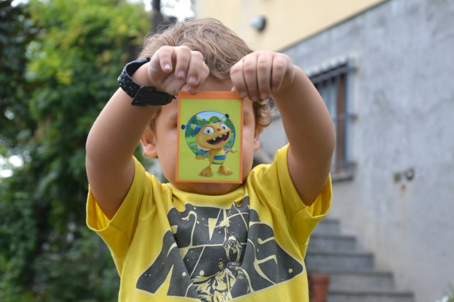disney junior panini