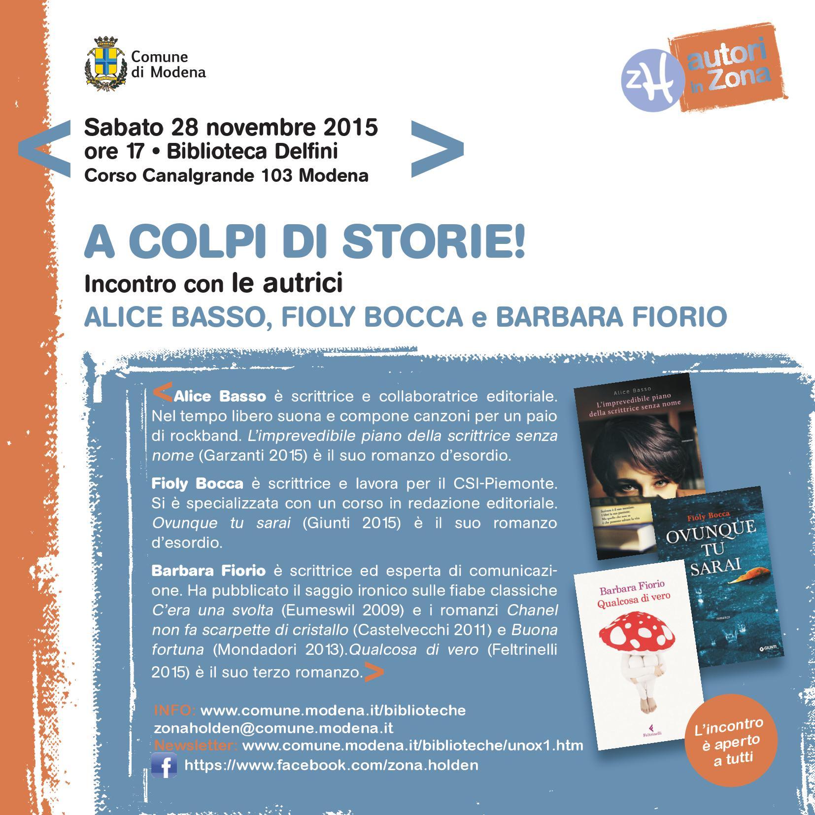 28 novembre a Modena