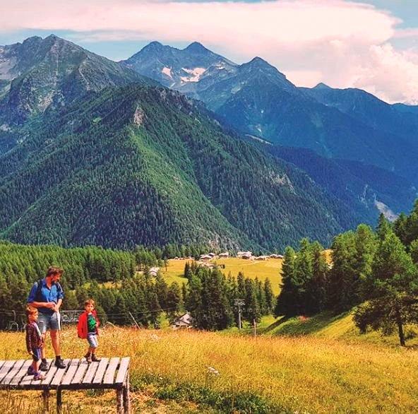 Estoul, Valle d'Aosta